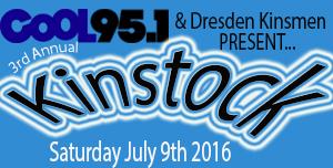 KINSTOCK MUSIC FESTIVAL @ Dresden Kinsmen Club | Dresden | Ontario | Canada