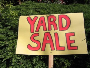 Dresden Yard Sale Day @ Dresden