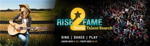 Rise 2 Fame Talent Search @ Dresden Arena | Dresden | Ontario | Canada