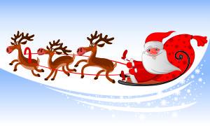 Dresden Kinsmen Santa Parade @ D.A.C.S. | Dresden | Ontario | Canada