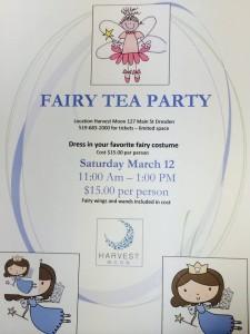 Fairy Tea Party @ Harvest Moon   Dresden   Ontario   Canada