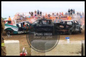 Spring Smash - Demo Derby @ Dresden Raceway | Dresden | Ontario | Canada