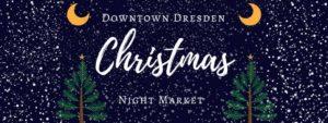 Downtown Dresden Christmas Night Market @ Downtown Dresden | Dresden | Ontario | Canada