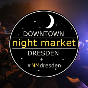 Downtown Dresden Summer Night Market @ Downtown Dresden