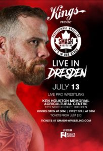 Smash Wrestling @ Ken Houston Memorial Arena