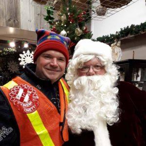 2019 Dresden Kinsmen Santa Parade