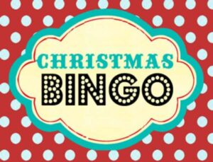 Dresden Shines Holiday Light BINGO